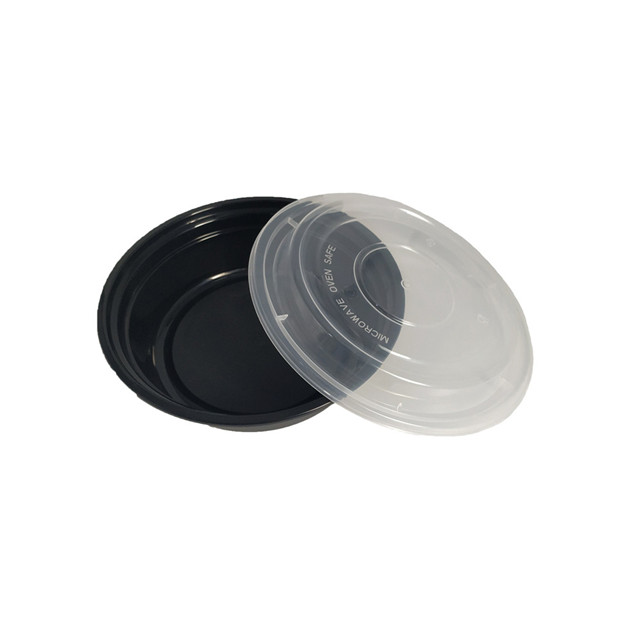 450ml/16oz Round Plastic Disposable Food Container